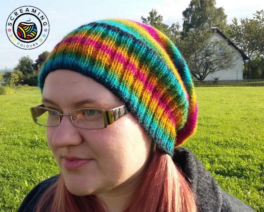 Ringel-Sockhead Hat