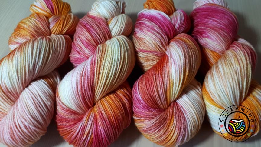 ColourHighTwist Pfirsich 1