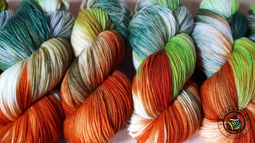 ColourHighTwist Green Vintage 1