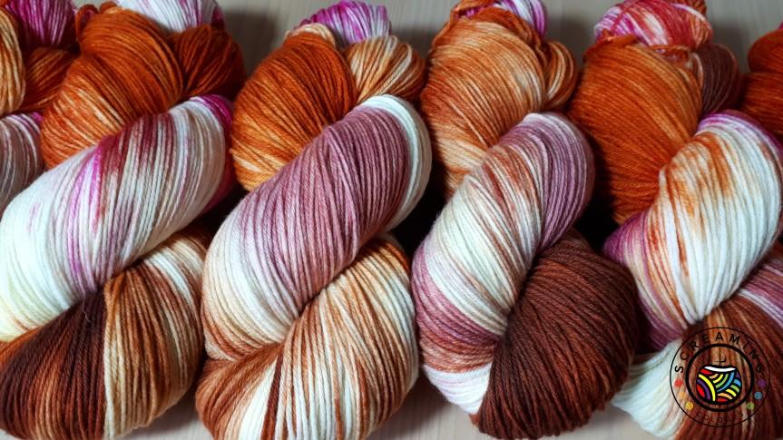 ColourHighTwist Rusty Rose 1