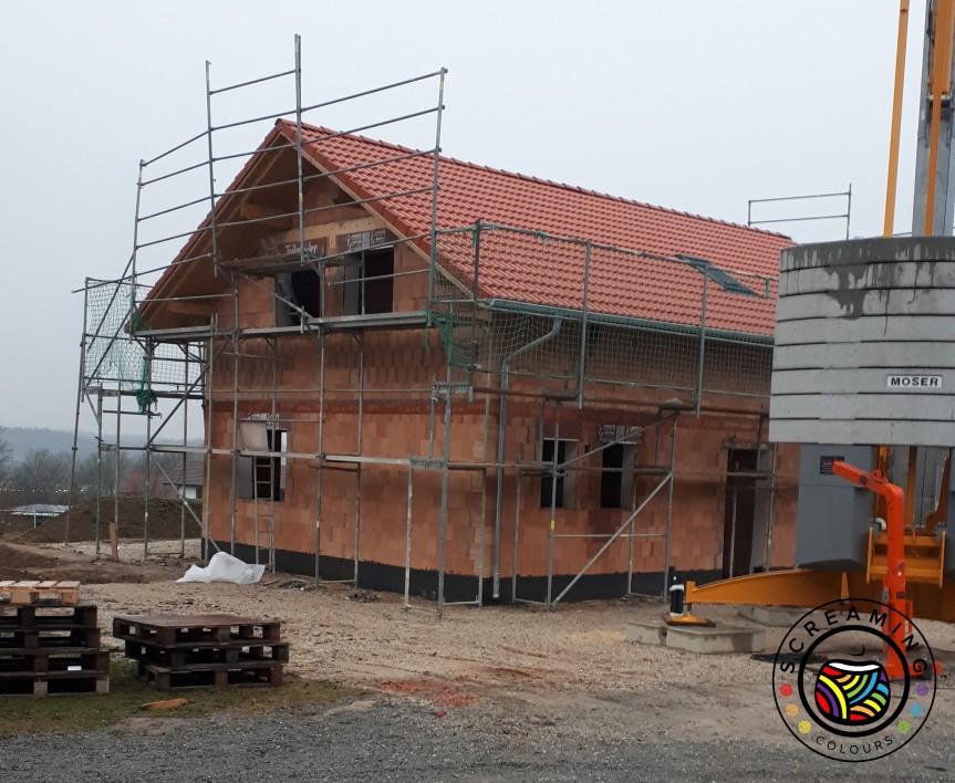 Unser Traum vom Haus – Dach undFenster