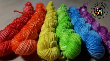 ColourHighTwist Minis Regenbogen 1