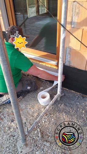 Fenster aussen abdichten
