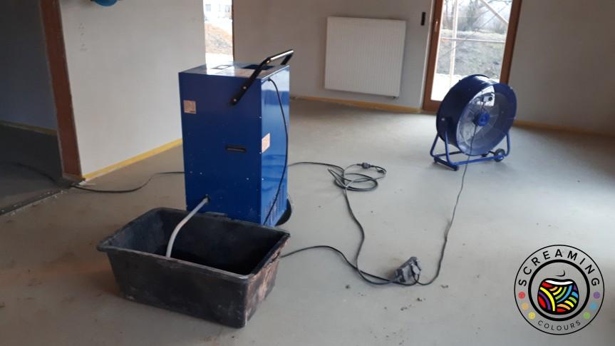 Trocknungsgeräte