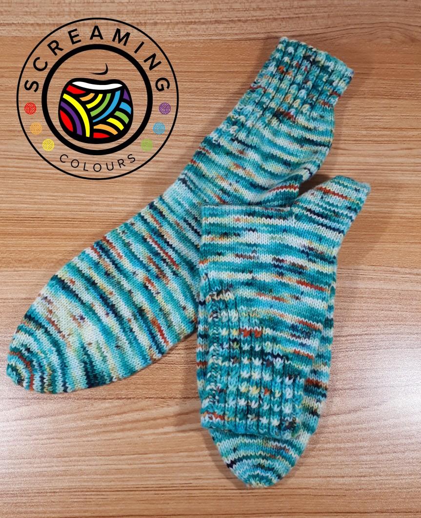 Trecker Socken 3