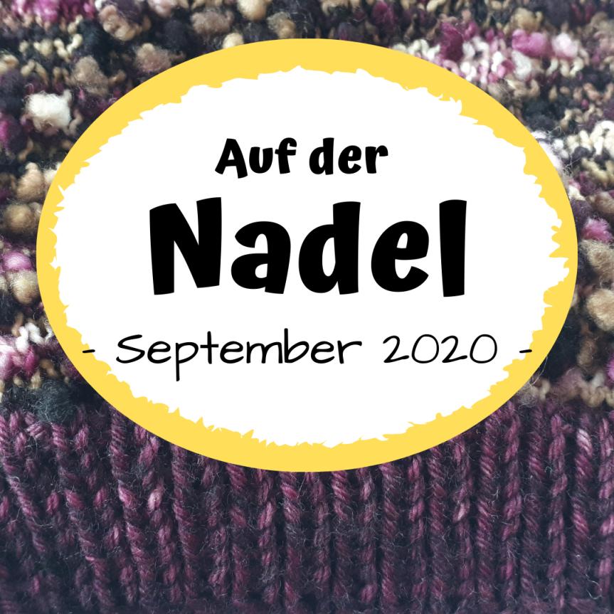 Auf der Nadel – September2020