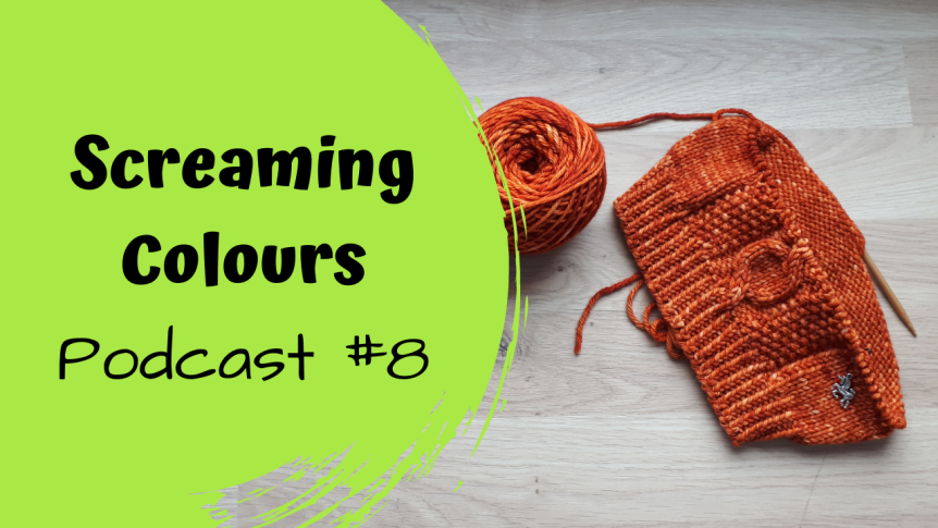 ScreamingColours Podcast #8