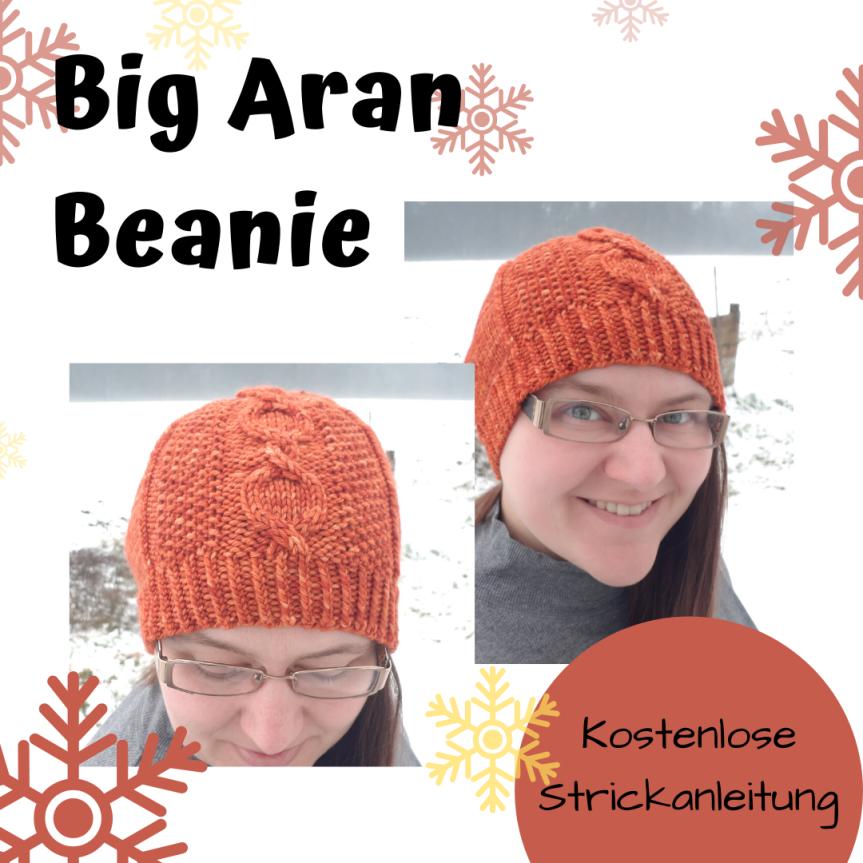 Big Aran Beanie